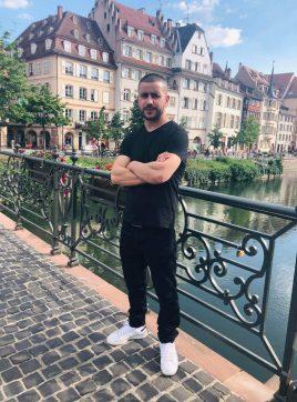Omar, 32 ans, Lambersart, France