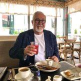 John, 72 ansLyon, France