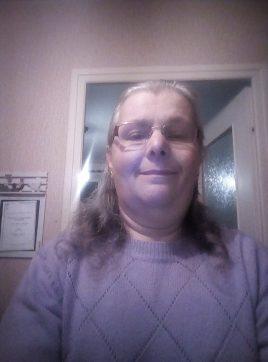 ARLETTE CLEMENT, 60 ans, Vienne, France