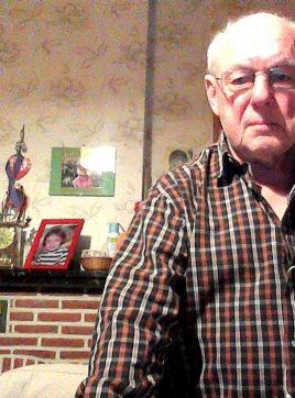 conreur, 90 ans, Binche, Belgique