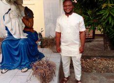 Augustin, 30 ans, hétérosexuel, Homme, Yamoussoukro, Côte d\'Ivoire