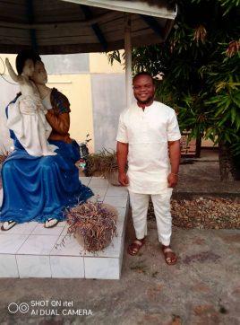 Augustin, 30 ans, Yamoussoukro, Côte d\'Ivoire