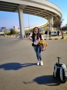 Esther Zita, 31 ans, Bruxelles, Belgique