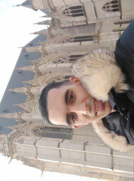 Mahrez, 26 ans, Fontenay-sous-Bois, France